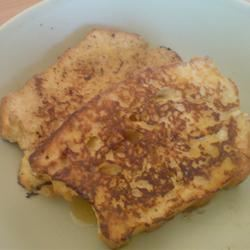 French Toast Stars Emmanuelle