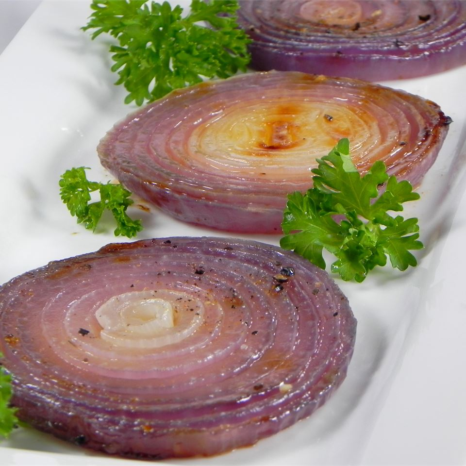 Savory Grilled Onions