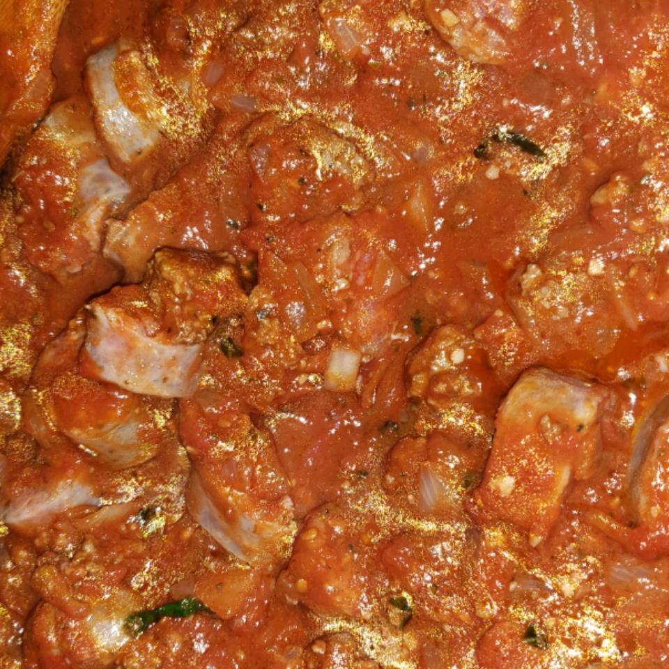 Restaurant Style Spaghetti Sauce j.jones