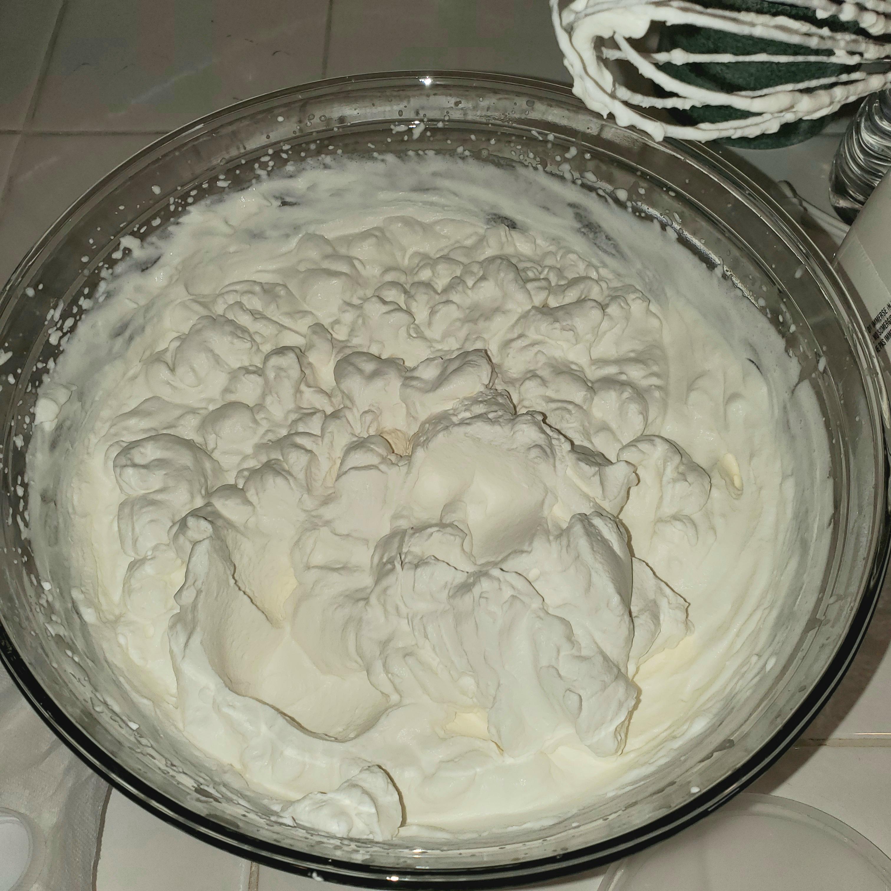 Homemade Whipped Cream Jenareese