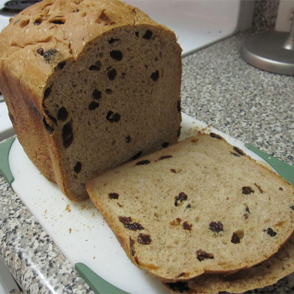 Cherry and Raisin Loaf Katie Nelson Moore