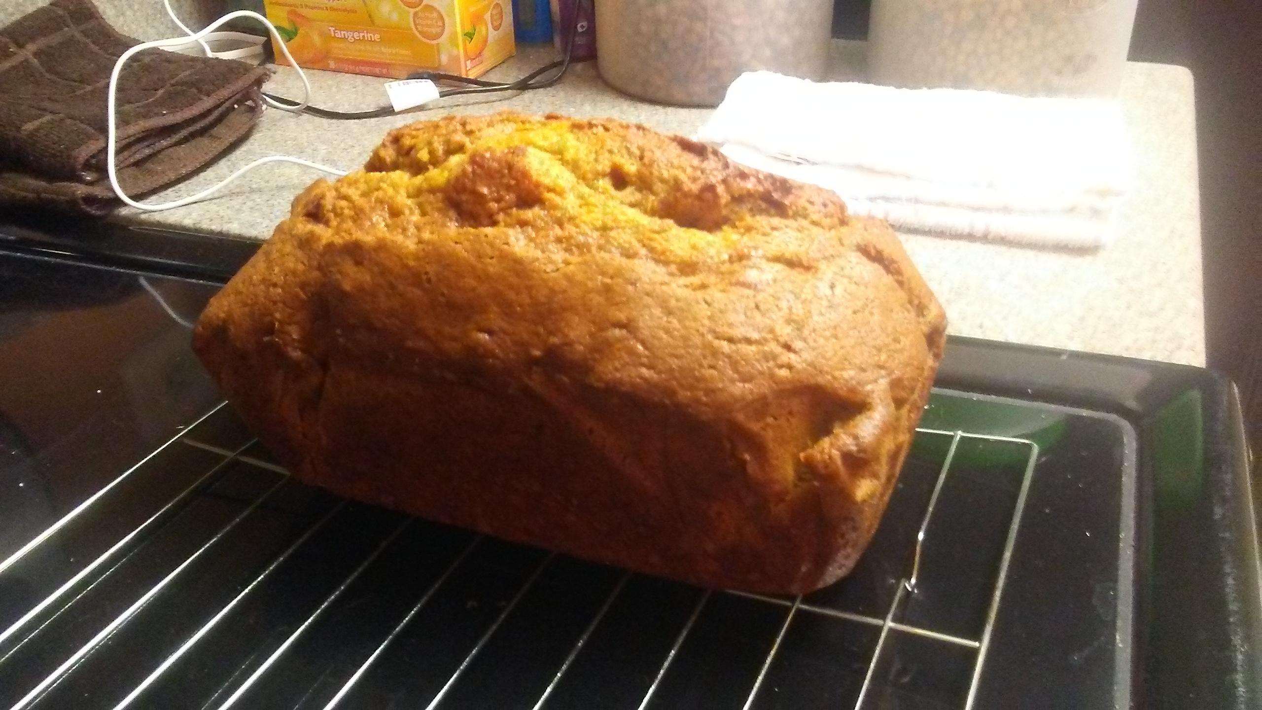 Dairy-Free Pumpkin Bread KristinC