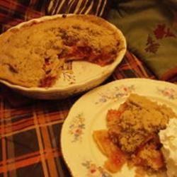 Cranberry Apple Pie I JoyMarie82
