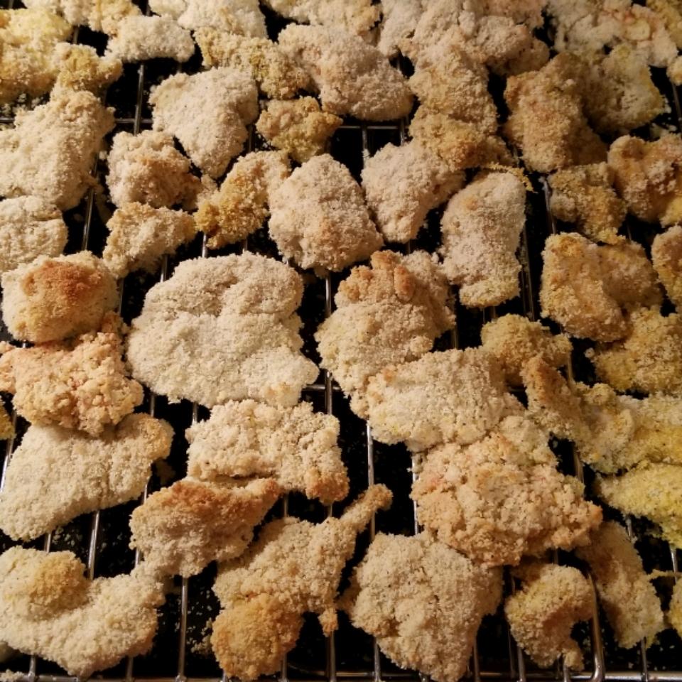 Gluten-Free Almond Flour Chicken Nuggets