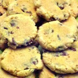 David's Secret Ingredient Chocolate Chip Cookies