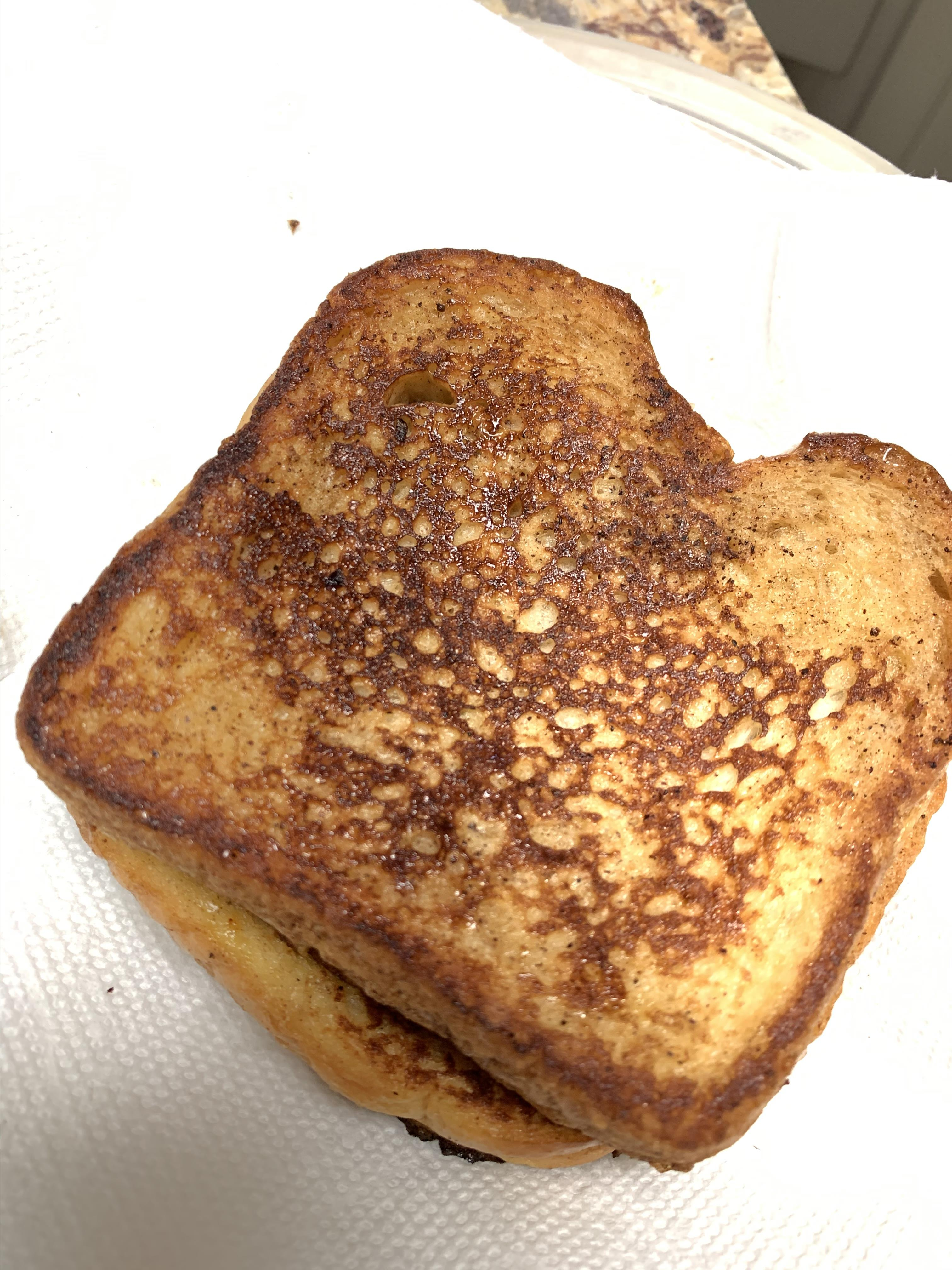 Gingerbread French Toast Airius Reynolds