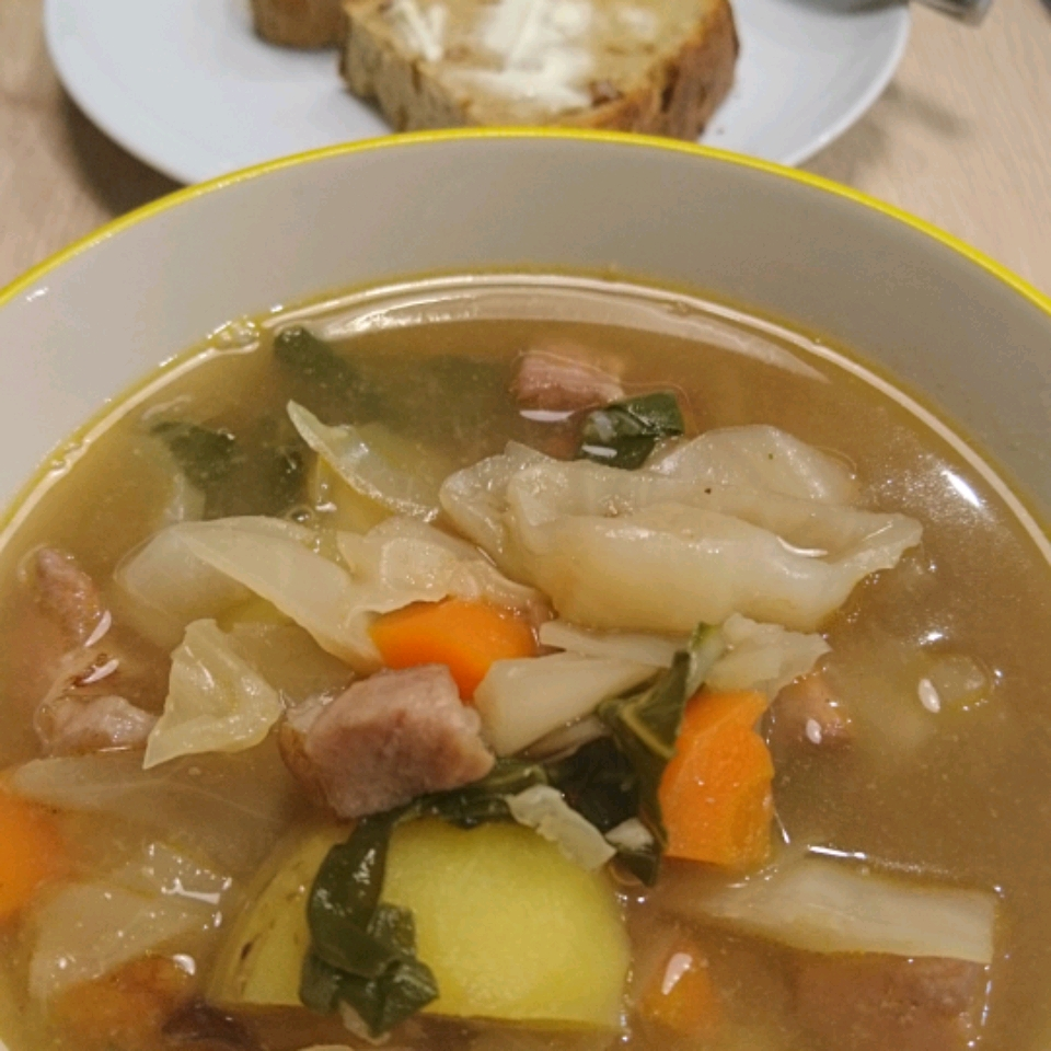 Hearty Harvest and Ham Stew tashatravay