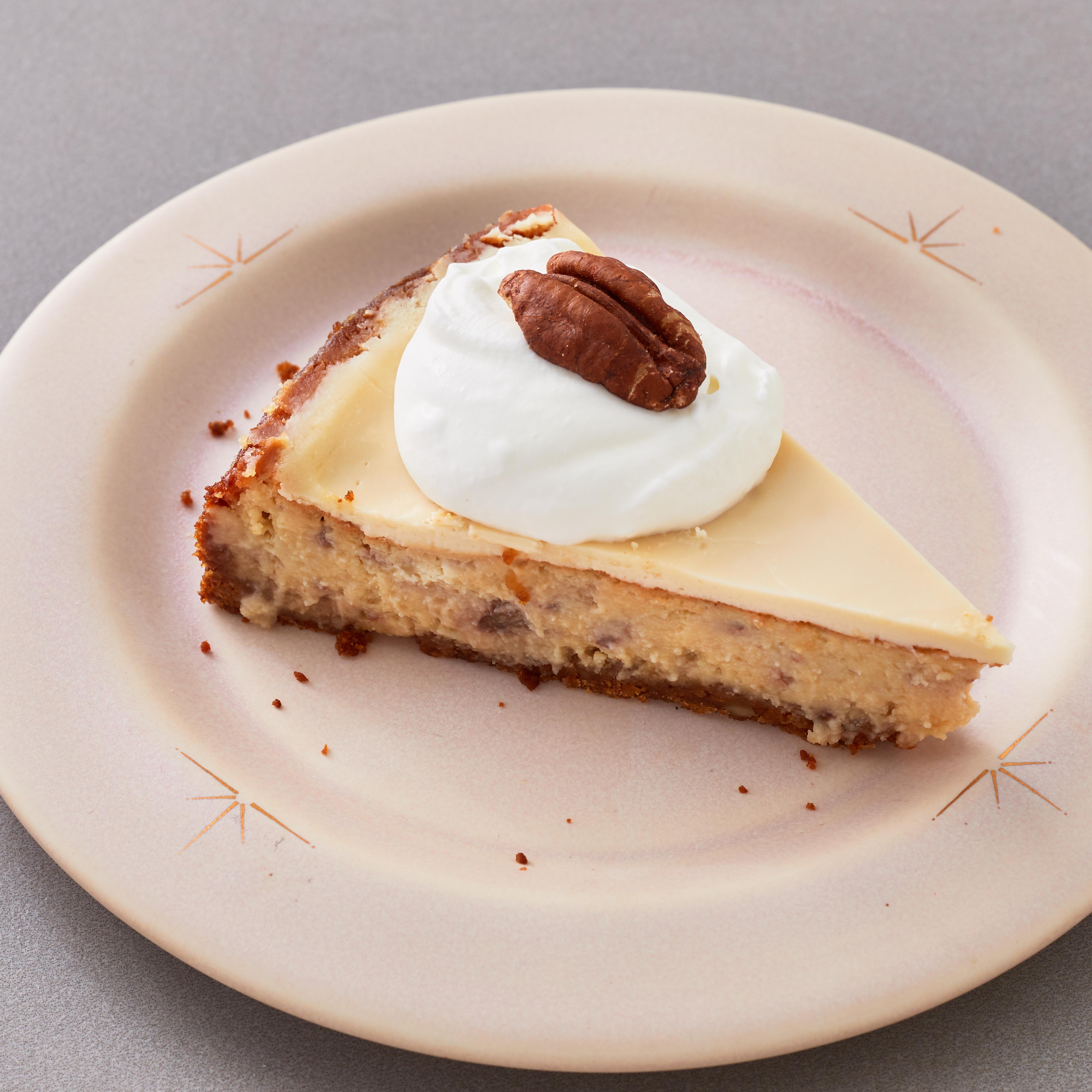 Praline Cheesecake