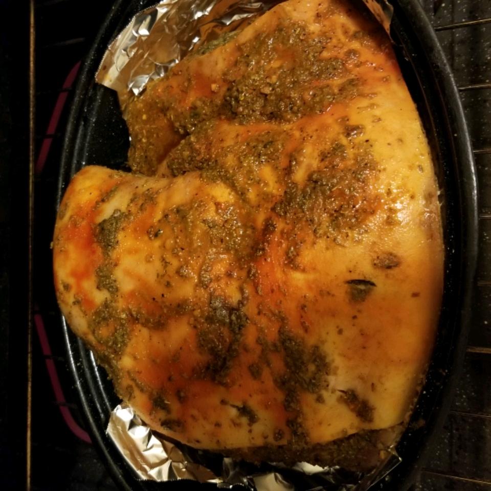 Puerto Rican Pork Roast