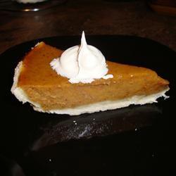 Sara's Pumpkin Pie addltn