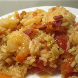 Island Shrimp and Rice amandak23k