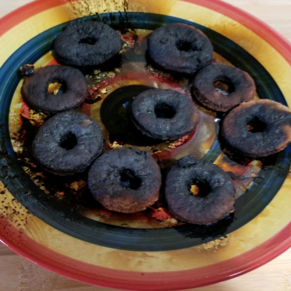 Jen's Microwave Doggie Donuts LOSTIN_OZ