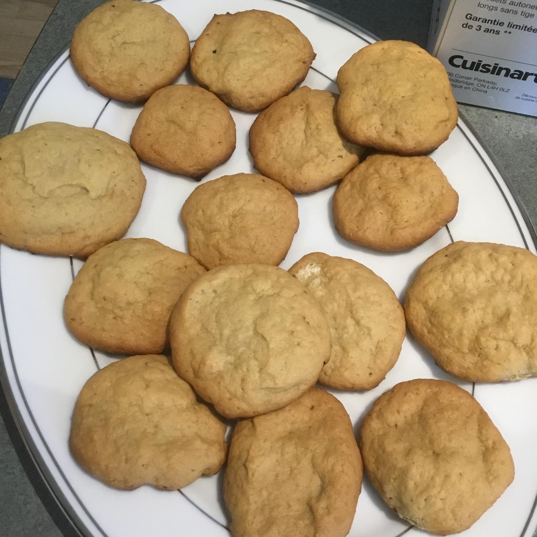 Avocado Cookies Jitka Kucharova