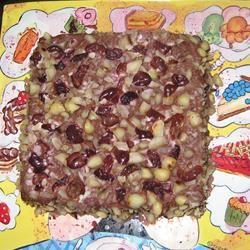 Safta Miriam's Passover Seven Layer Cake Marnie