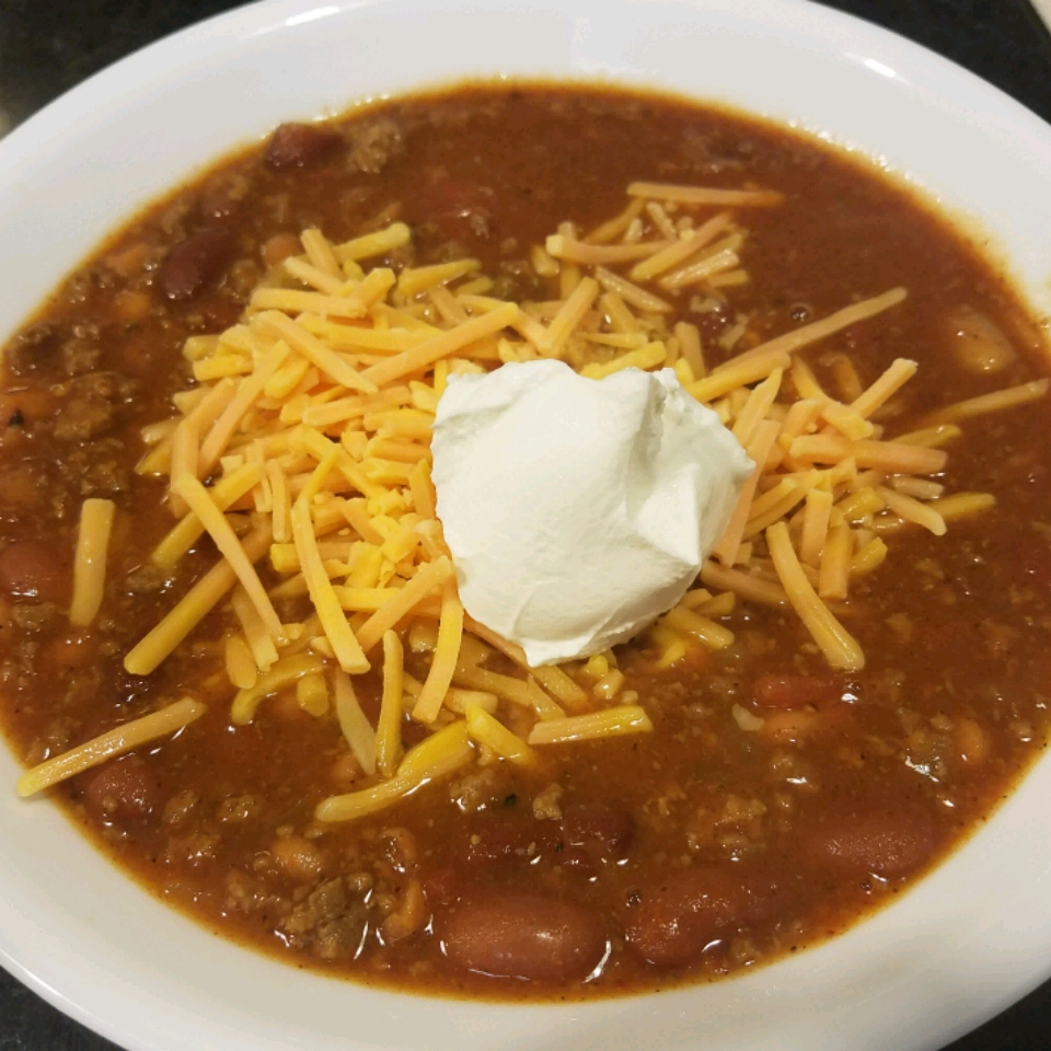 Slow Cooker Chili with Beer Aaron