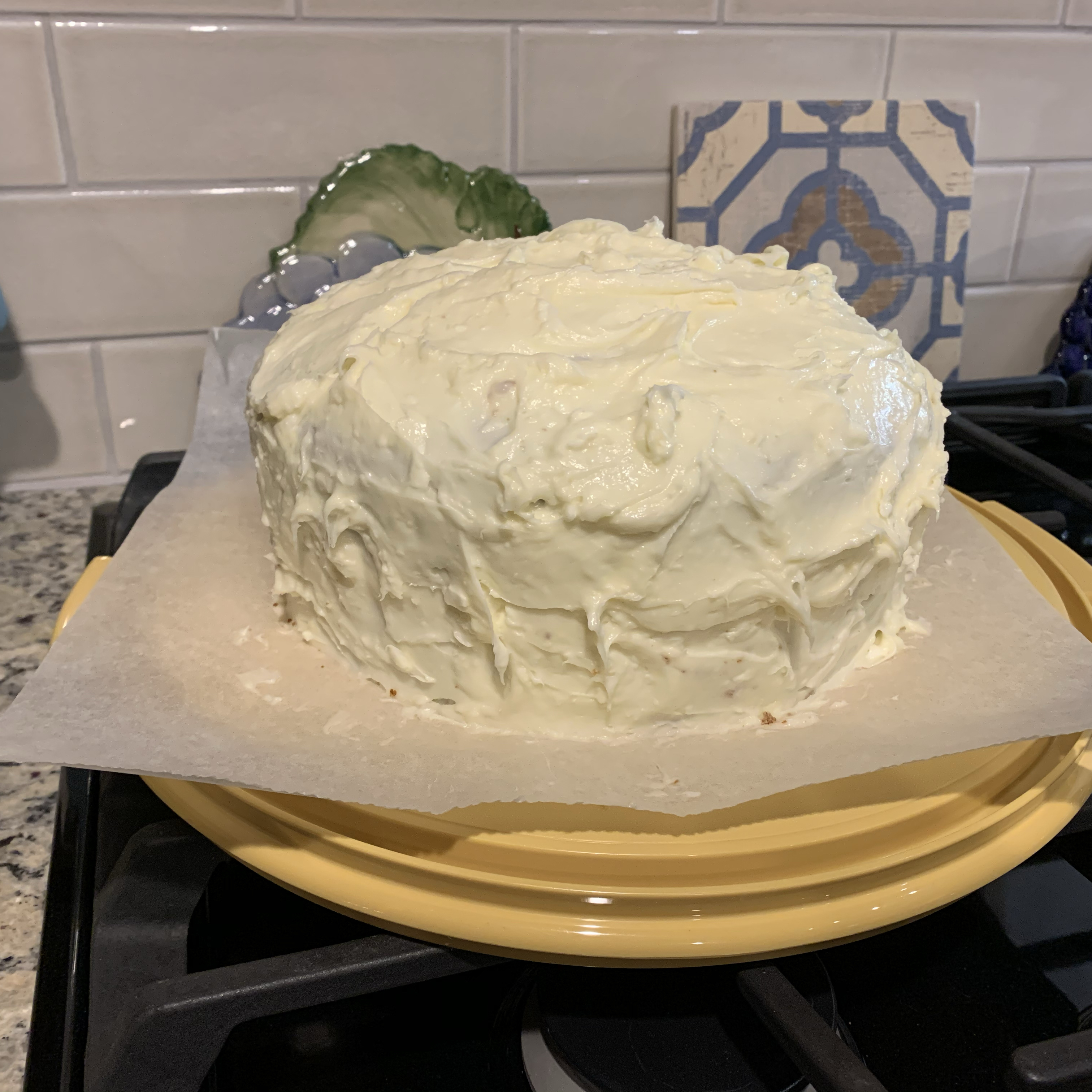 Pumpkin Cake III Judy Weinstein Faber
