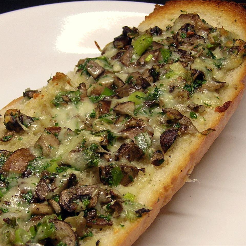 Mike's Mushroom Bread *Sherri*