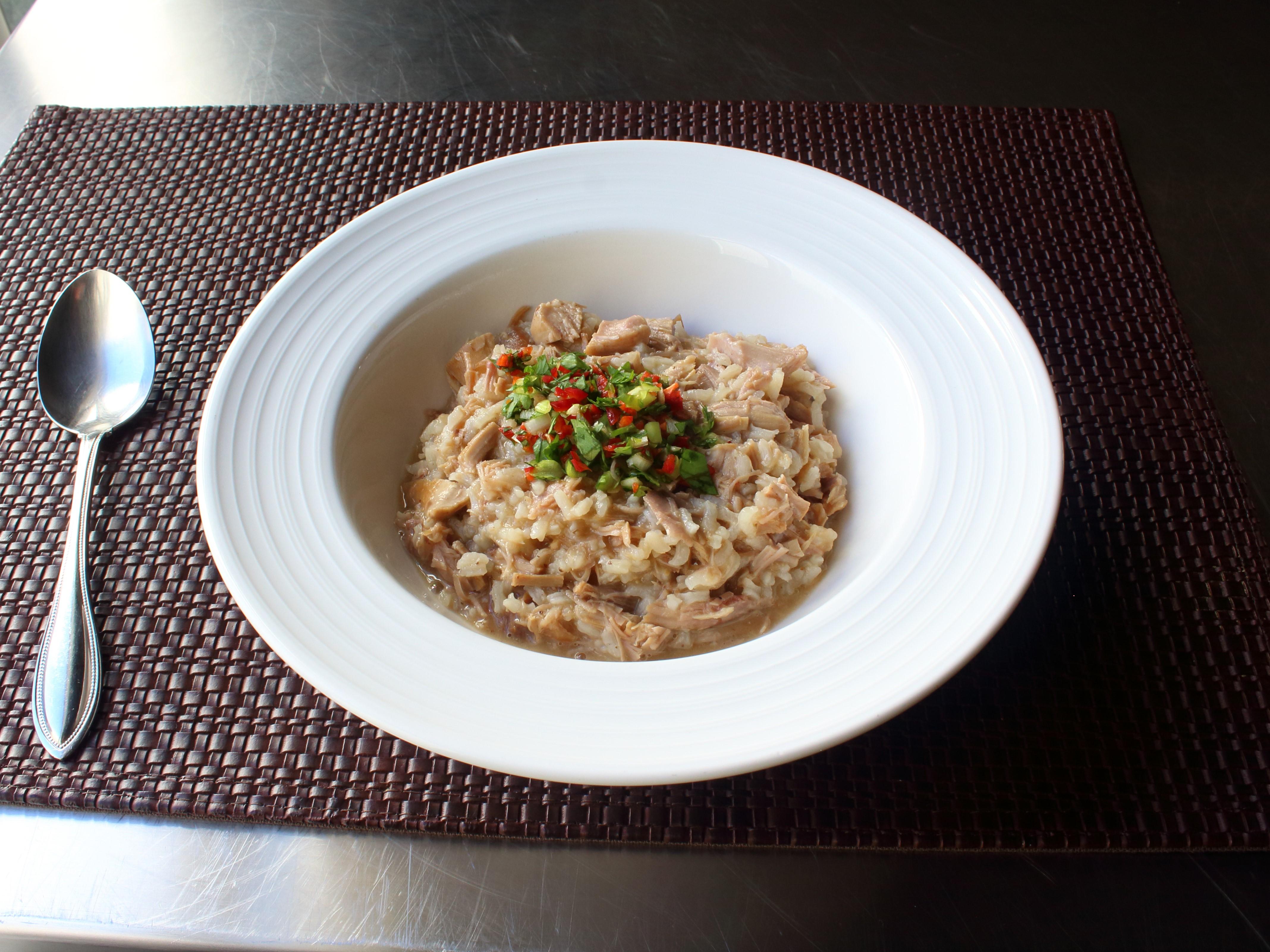 Turkey Rice Chef John