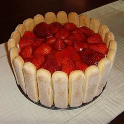 Strawberry Torte Angela L.