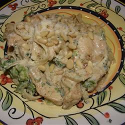 Creamy Cajun Chicken Pasta