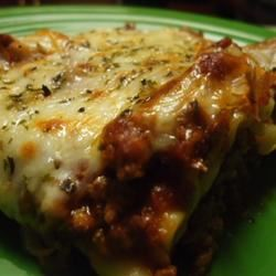 Mom's Lasagna hungryallweighs