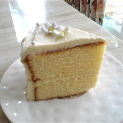 Lemon Gold Cake Carol