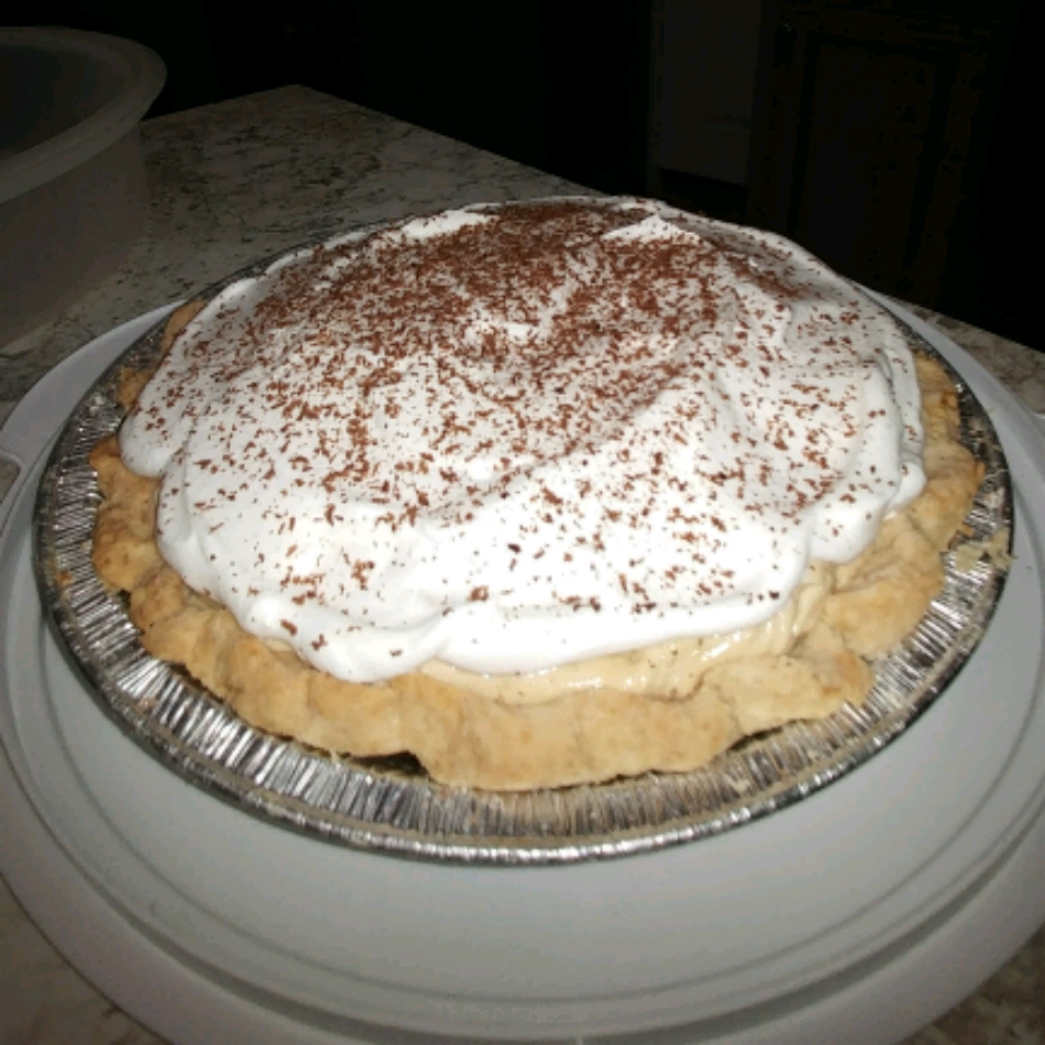 EZ Peanut Butter Pie I