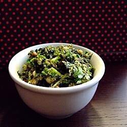 pecan cilantro pesto recipe