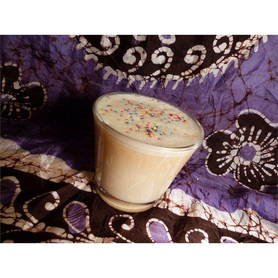 Famous No Coffee Pumpkin Latte brittneyart