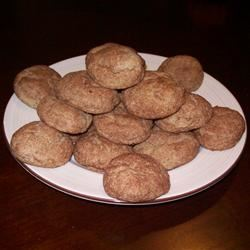 Whole Wheat Snickerdoodles II CHESSEATER