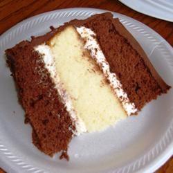 Whipped Cream Cake I Coco