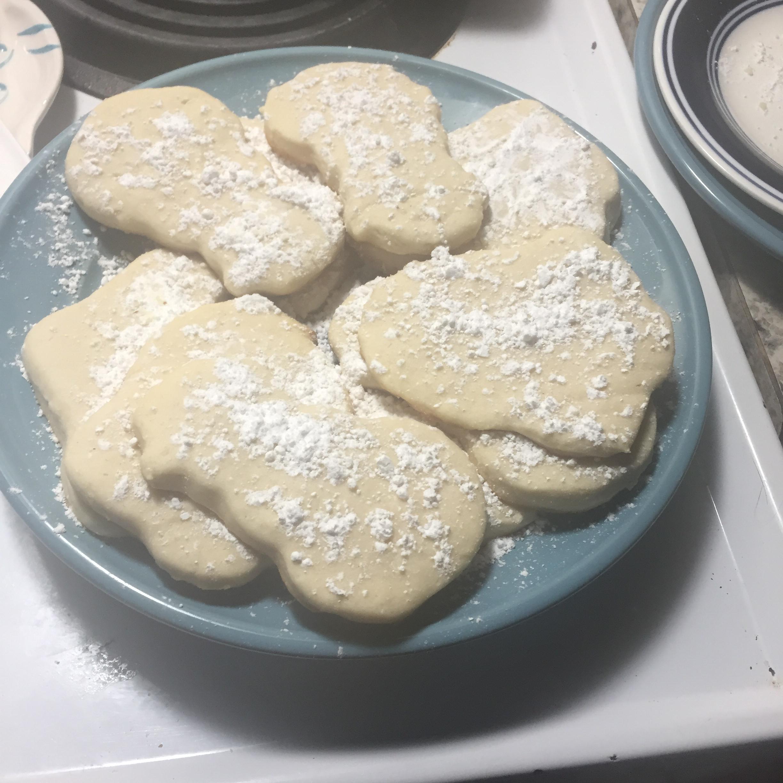 Shortbread Cookies II