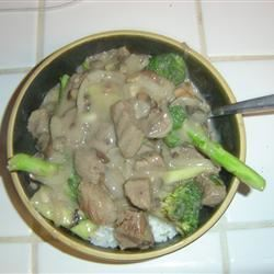 Best Beef and Broccoli