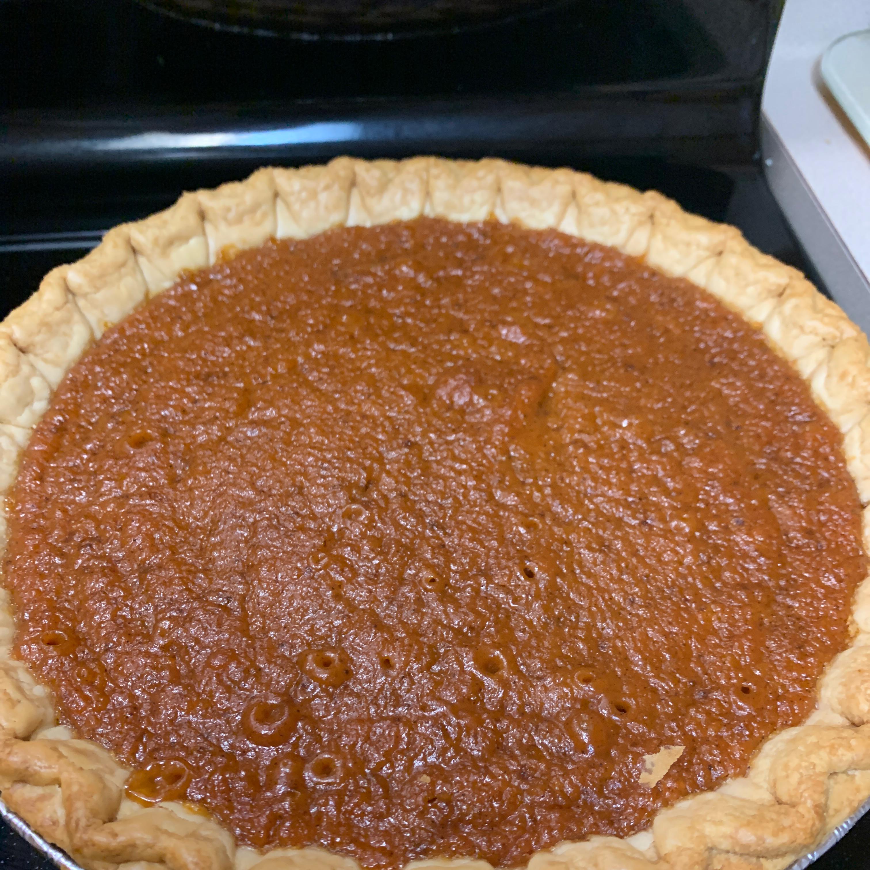 Amazing Vegan Pumpkin Pie