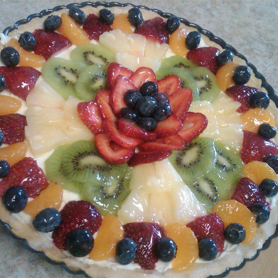 White Chocolate Fruit Tart stacey_cw