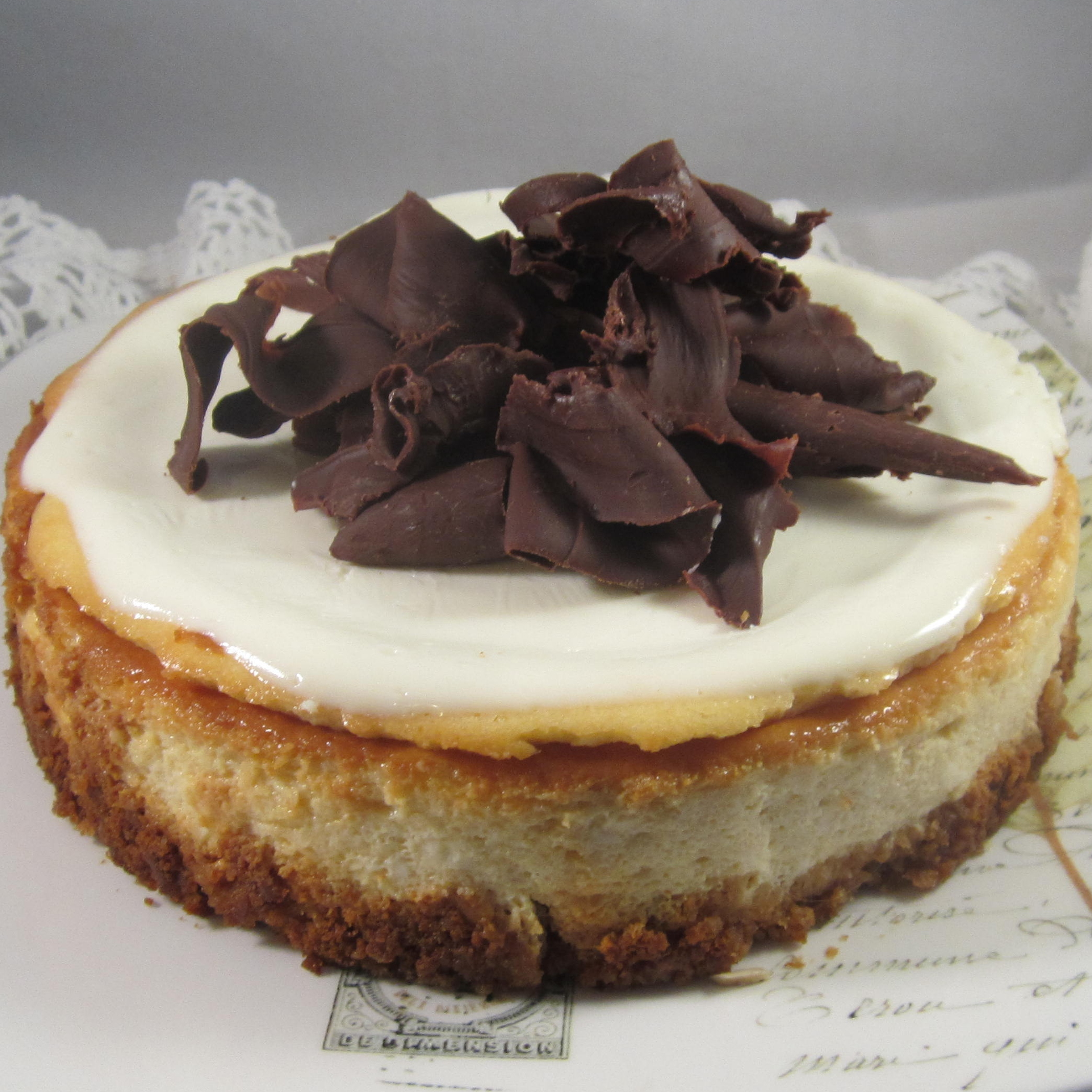 "Reviewers enjoyed this cheesecake, but suggest you bump up the Irish cream if you want that flavor to really come through. ""Very good cheesecake,"" says jmillan. ""I followed everyone's suggestion and used 1/2 cup of Bailey's. It gave it the perfect amount of flavor. My family LOVED it. Thank you."""