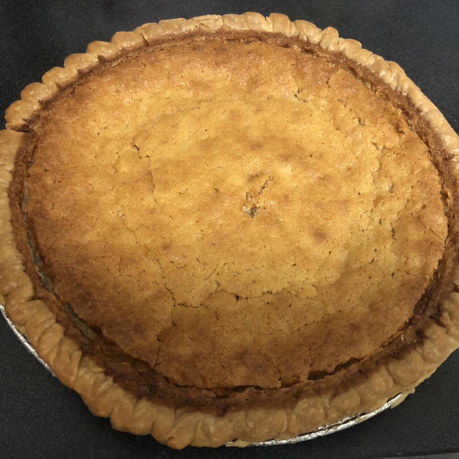 Chef John's Buttermilk Pie CANDICE2