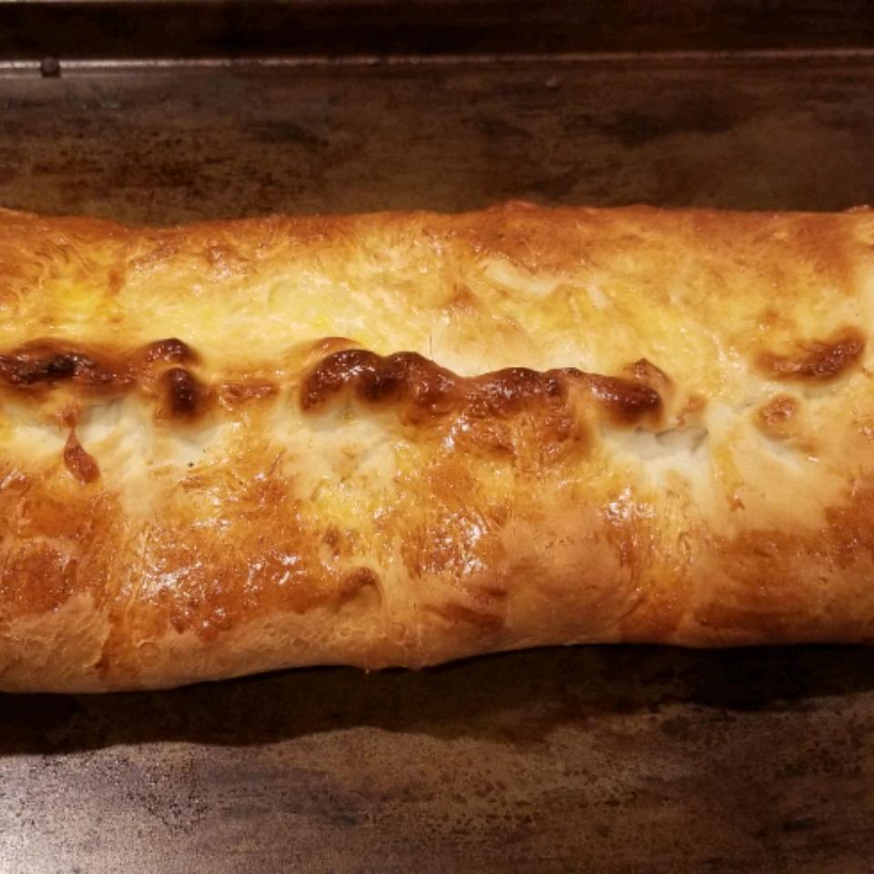 Simple Stromboli