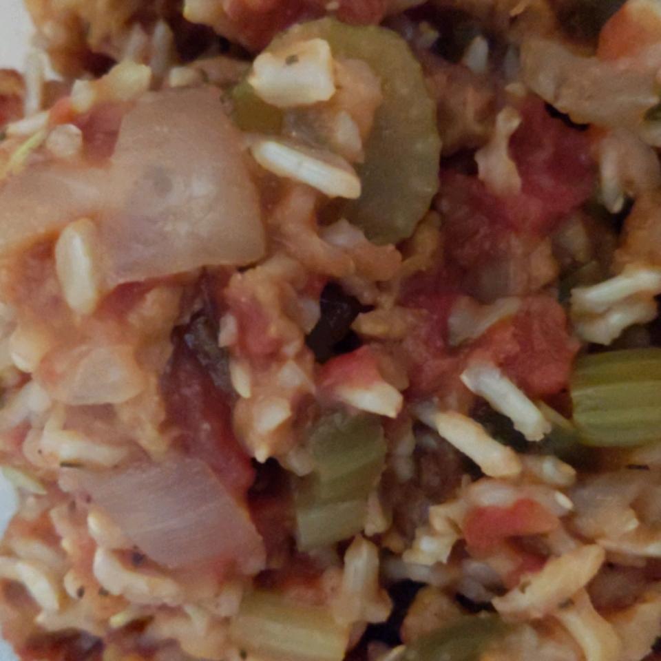 Slow Cooker Jambalaya (Vegan) robfuzz