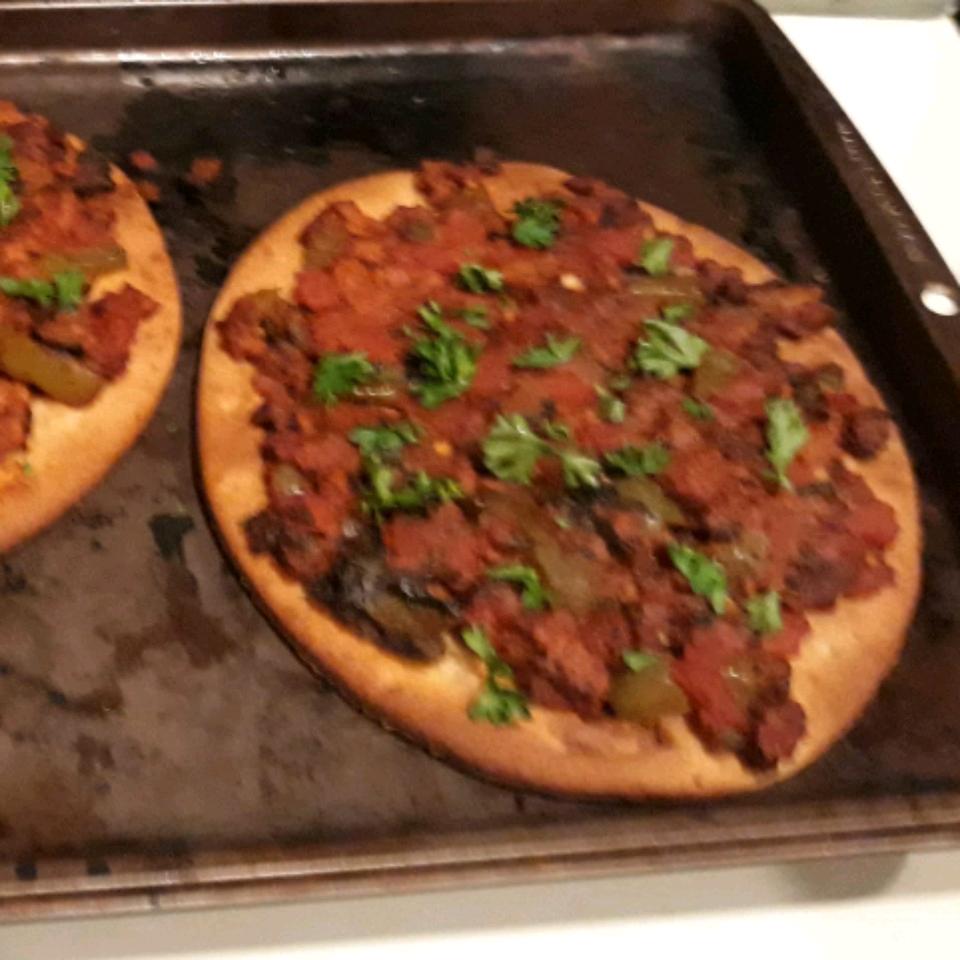 Lahmahjoon (Armenian Pizza) Tristan Swogger