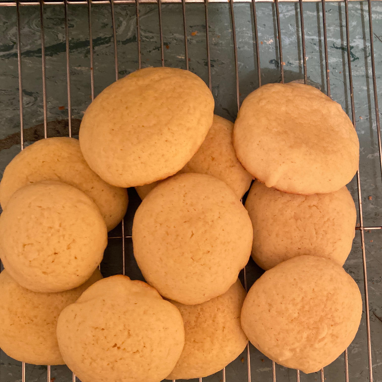 Eggnog Cookies I Madeline Olivia