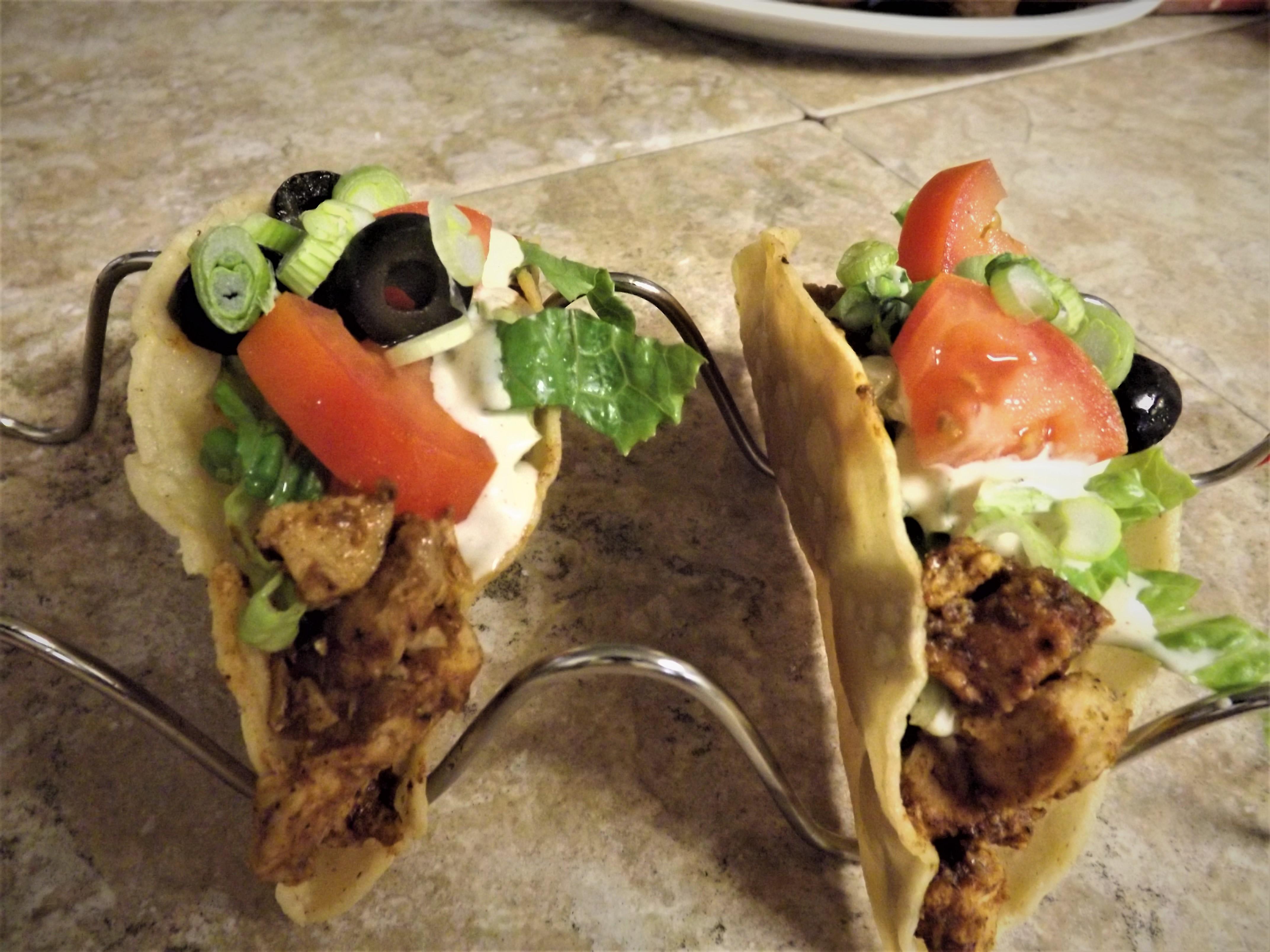 Ranch Chicken Tacos Autumneyes