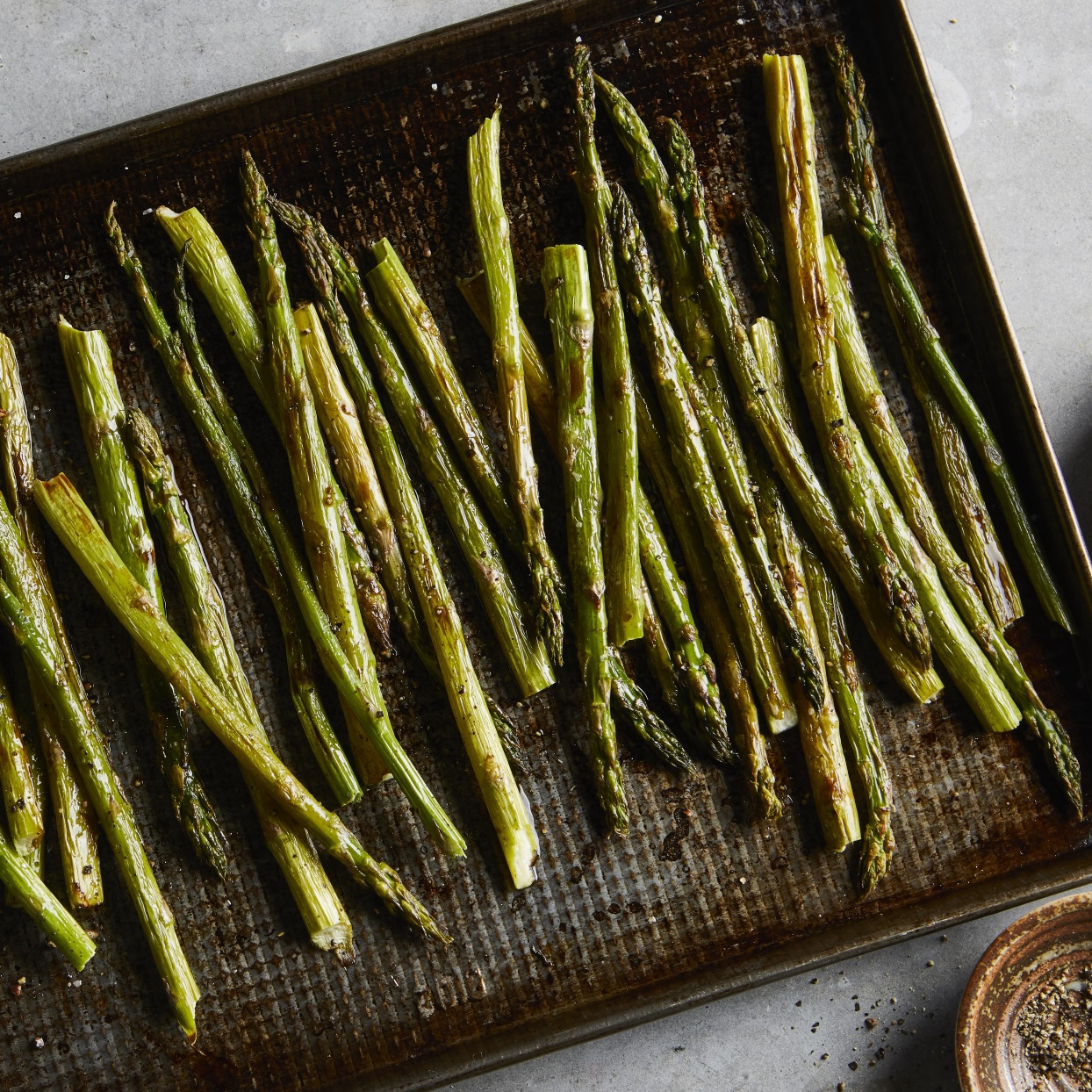 Roasted Asparagus EatingWell Test Kitchen