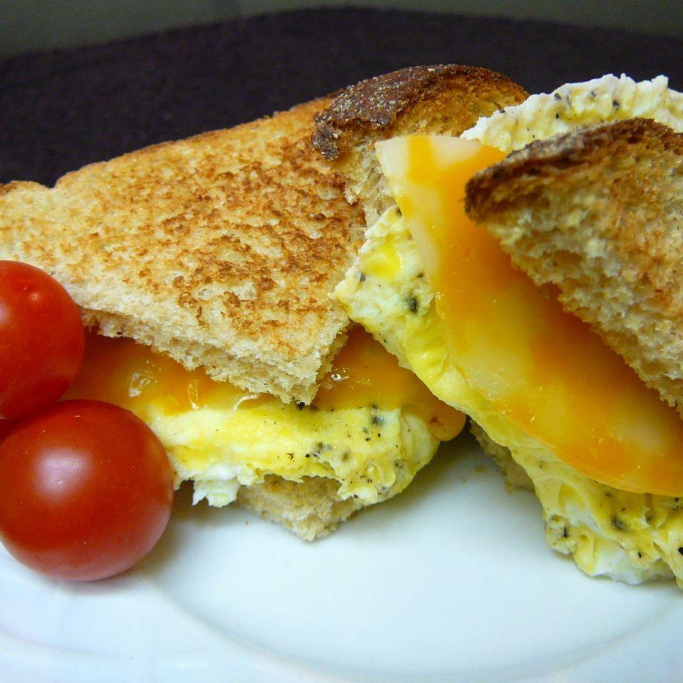 Egg Sandwich Kathy Ellis