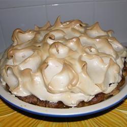 Sour Cream Raisin Pie V