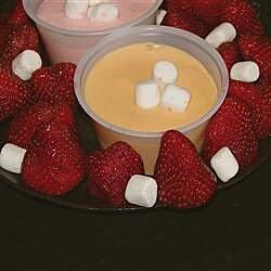 quick and easy fruit dip recipe