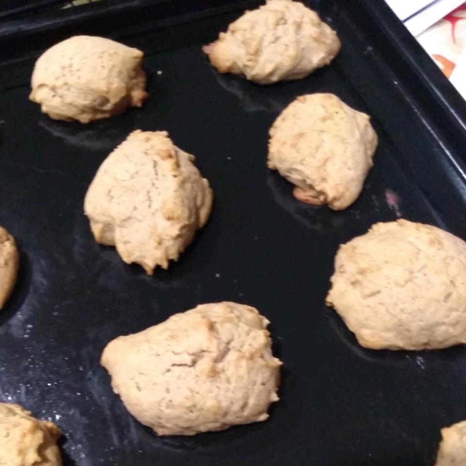 Applesauce Cookies II