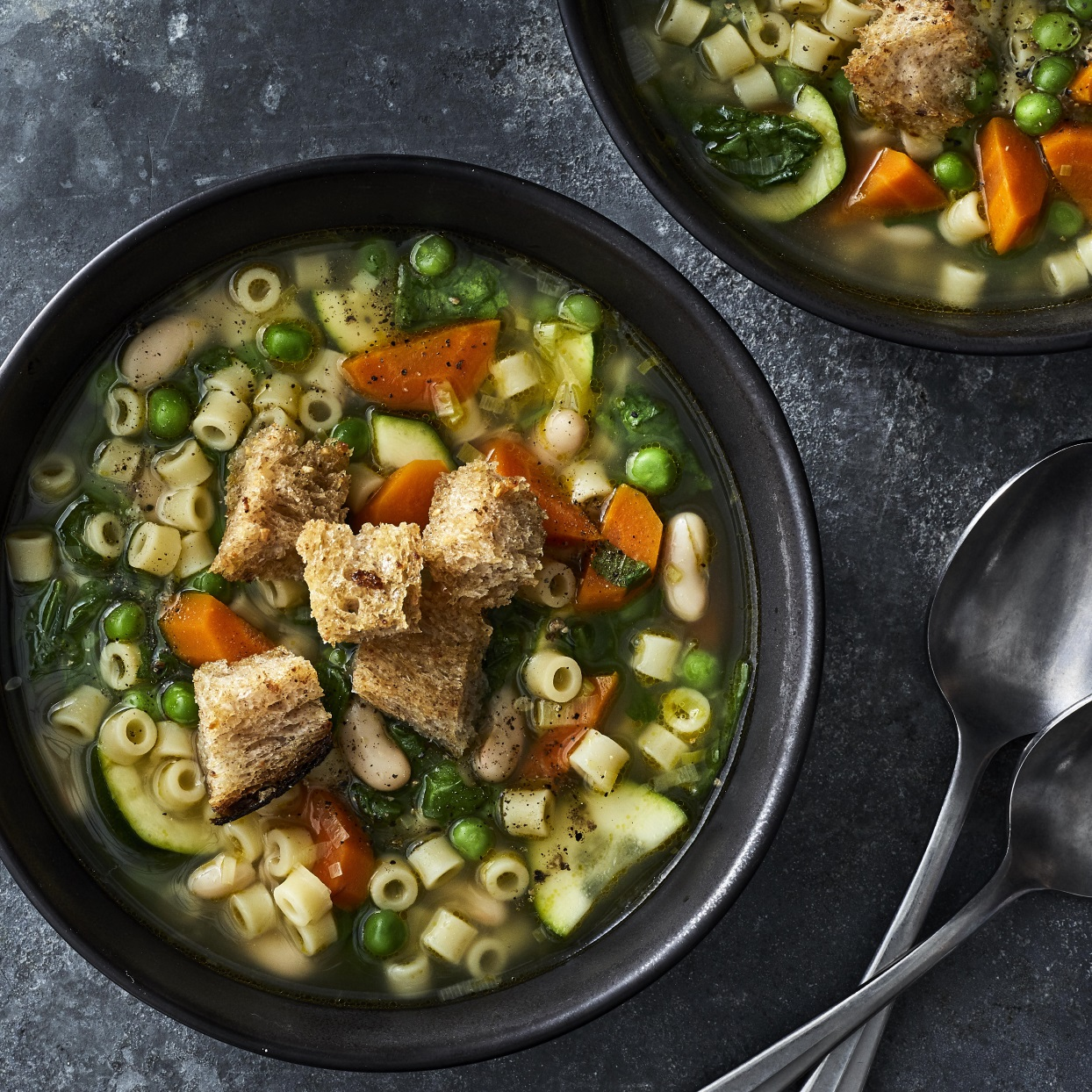 Vegan Minestrone Soup Trusted Brands