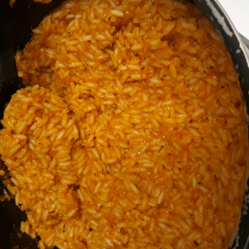 Easy Authentic Mexican Rice