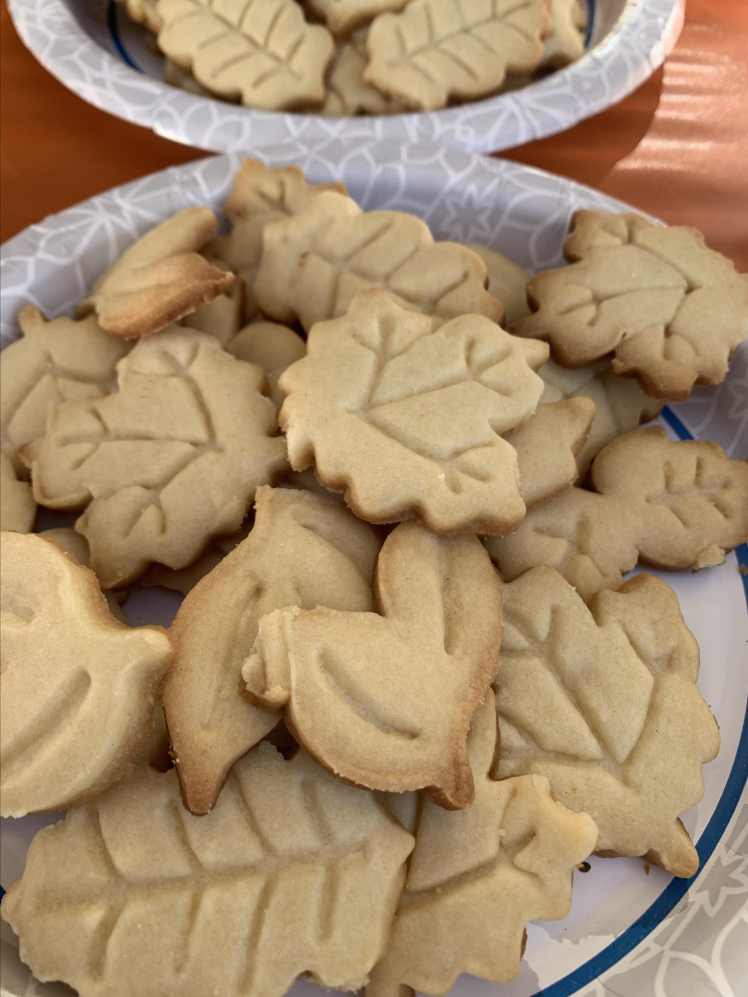 Classic Butter Cookies I Aleida Rodriguez